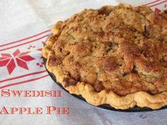 Swedish Apple Pie at Restless Chipotle