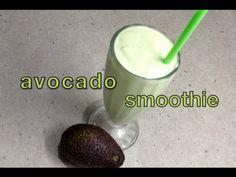 Avocado Smoothie Milkshake Thermochef 5 ingredients meal in a glass Video Recipe cheekyricho