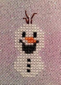 Lidt tweaking og den ligner Olaf