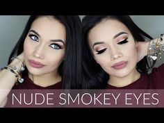 FULL FACE MAKEUP TUTORIAL | MORPHE BRUSHES 35O PALETTE - YouTube