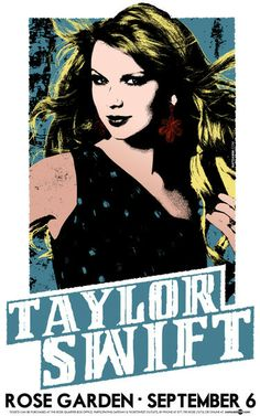 Taylor Swift by Nat Damm