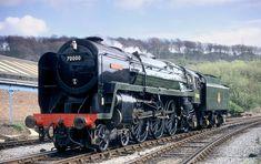 Steam engine Britannia