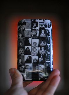 custom iPhone cover with uncommon. photo by leslie sophia lindell.