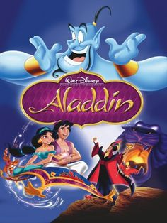 Directed by Ron Clements, John Musker.  With Scott Weinger, Robin Williams, Linda Larkin, Jonathan Freeman. When a street urchin vies for the love of a beautiful princess, he uses a genie's magic power to make himself off as a prince in order to marry her.