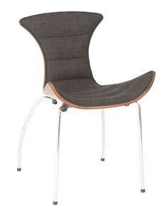 Siting in the Drew Chair will kind of feel like you're being hugged. With a soft…