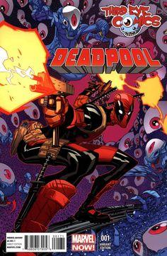 Deadpool #1 - In Wade We Trust (Issue)