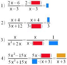 fracciones algebraicas - Buscar con Google