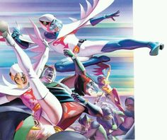 G-FORCE by Alex Ross