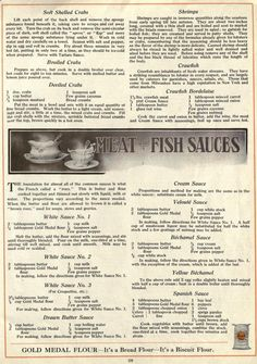 GOLD MEDAL FLOUR COOK BOOK : Washburn-Crosby Co : Free Download, Borrow, and Streaming : Internet Archive Bailey Truffles, Crab Stuffed Shrimp, Stuffed Shells, Vintage Recipes, Seafood Recipes, The Borrowers, Archive, Internet, Cooking