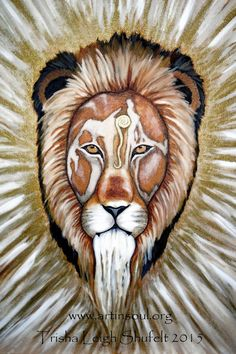 Tribute to Cecil the Lion Open Edition Print and by ArtInSoulorg