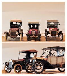 replica de autos antiguos