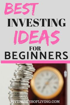 How to Begin Online Investing-Everything You Need To Know Investing for beginners gets you the information you need today to safely start investing. Start your way to financial independence and early retirement. Stock Market Investing, Investing In Stocks, Investing Money, Investment Tips, Investment Companies, Retirement Investment, Investment Books, Investment Group, Investment Quotes