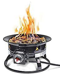 Best Portable Fire Pit: Unforgettable Heating Guaranteed Portable Propane Fire Pit, Portable Deck, Outdoor Propane Fire Pit, Outdoor Fire, Outdoor Living, Foyers, Cross Training, Foyer Propane, Propane Fireplace