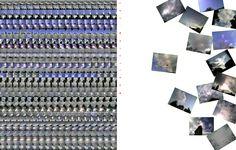 MOBILEJAM-SKY - 2007 - (full work and details from book project - digitalshot collage with phone shots - cm203 x 270) - 2007 - twitter.com/ragnoxxx #contemporaryart #contemporaryart #conceptualart #artecontemporanea #visualart #arte #artcontemporain #photografy #artcollectors #art #contemporaryphotografy #artgallery #artexhibition #artcollector #kunst #cosegiaviste #installation