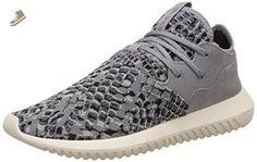 Adidas - Tubular Entrap W - BA7100 - Color: Black-Grey - Size: 7.0 - Adidas sneakers for women (*Amazon Partner-Link)
