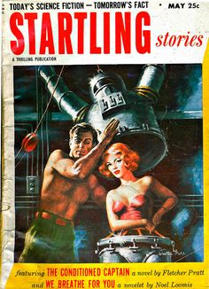 Walter Popp : Startling Stories May 1953
