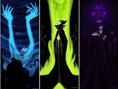 Which Disney Villain Are You? I love a well developed villain, and even though Disney villains are sometimes lacking, they're still pretty good