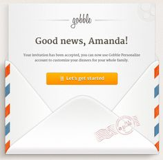 Gobble - Newsletter - Beautiful Email Newsletters