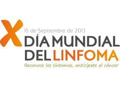 """15.09.2013 Dia Mundial del Linfoma. El lema d'enguany és """"Reconeix els símptomes, anticipa't al càncer"""". + info: http://www.aeal.es/index.php/actividades/dia-mundial-linfoma, http://es.wikipedia.org/wiki/Linfoma"""