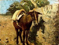 """Pablo Picasso (1881-1973), """"Mule"""""""