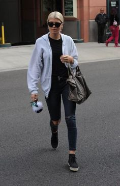 SOFIA RICHIE OUT AND ABOUT #sofiarichie