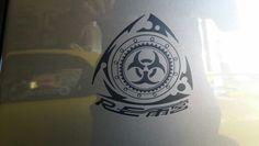 RE Emblem....I got one for my car... I  it...
