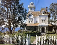 Practical Magic house (front view)... This is also my dream house right here
