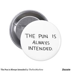 The Pun is Always Intended