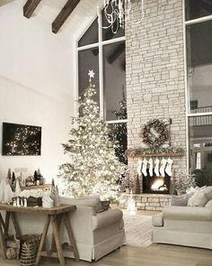 all white interior white holiday decor farmhouse living r all white interior white holiday decor farmhouse living r Dust Bowl Boots and Shoes dustbowlbootsandshoes Christmas Decor Ideas nbsp hellip Shiplap Ceiling, Ceiling Beams, Vaulted Ceilings, Ceiling Windows, Ceiling Decor, Floor Decor, Ceiling Fan, Room Decor For Teen Girls, White Oak Floors