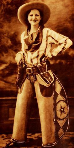 1930s cowgirl showgirls - Google Search