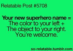 (OMG Sam!) Mine was Red Chair hahaha