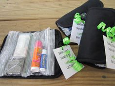 teacher or coach survival kit-- great back to school teacher gift