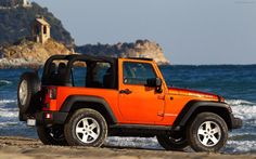 Jeep Wrangler!! Sorry but I just love them