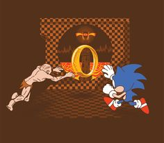 Sonic and LOTR