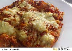 LASAGNE Musaka, Cooking Recipes, Healthy Recipes, Polish Recipes, Russian Recipes, Gnocchi, Cauliflower, Cabbage, Pizza