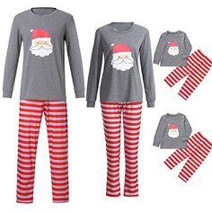 Dad Mom Kid Family Christmas Pajamas Indoor Shirt Pants Sleepsuit Nightwear L Matching Christmas Pajamas, Family Christmas Pajamas, Matching Family Pajamas, Holiday Pajamas, Matching Family Outfits, T Shirt Top, Best Pajamas, Pjs, Pajama Set