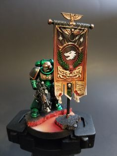Post with 17 votes and 781 views. Shared by Salamander Primaris Ancient Space Marine Warhammer 40k Salamanders, Warhammer 40k Art, Warhammer Models, Warhammer 40k Miniatures, War Hammer, Mini Paintings, Space Marine, Miniture Things, Marines