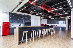 BMG Office by Peldon Rose - Office Snapshots