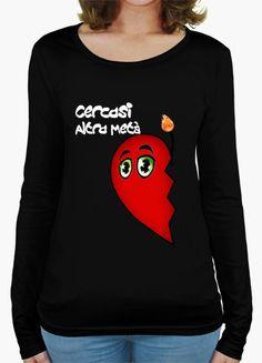T-shirt MEZZO CUORE