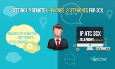 Setting up Remote IP-phones, Softphones for 3CX.   The need to remotely set up routers, ip telephones and softphones arises when you have to connect remote users to an IP PBX 3CX.  read more => https://goantifraud.com/en/blog/nastrojka-udalennyx-ip-telefonov-softfonov-3cx