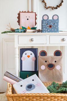 Weihnachtsgeschenke tierisch verpacken gift ideas for christmas diy Christmas Wood, Christmas Wrapping, Diy Christmas Gifts, Wrapping Ideas, Gift Wrapping, Pet Gifts, Teacher Gifts, Birthday Gifts, Wraps