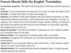 french phrases without english translations French Language Lessons, French Language Learning, French Lessons, French Tips, Spanish Lessons, French Phrases, French Words, French Quotes, Writing A Book