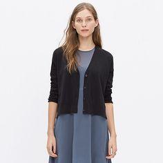 Cardigan+Crop+Sweater (white or black)
