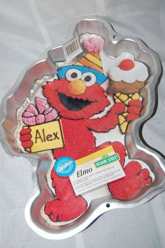 Michaels Cake Decorating Equipment : 1000+ images about Wilton Cake Pans-Characters on ...