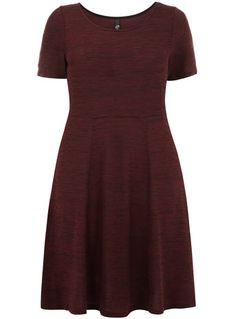 Evans Skater-Kleid, Rot - Kleider  - Kleidung ,56