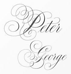 23 Typeface Designs