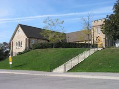 St Paul's On-The-Hill Anglican Church, Pickering, Ontario