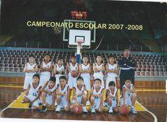 Seleccion Infantil basketball Escuela Municipal Sucre