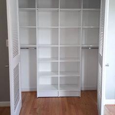 Superbe Custom Reach In Closet Organizer Systems U0026 Storage   Closet America