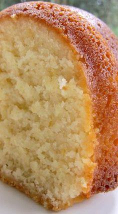 Lemon Pound Cake http://ibaketoday.blogspot.com